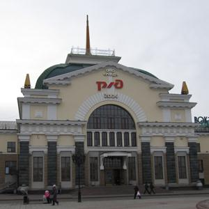Железнодорожные вокзалы Балтая